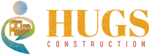 Hugs Construction Logo