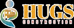Hugs Construction Logo