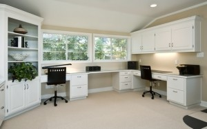 build a home office in Studio City